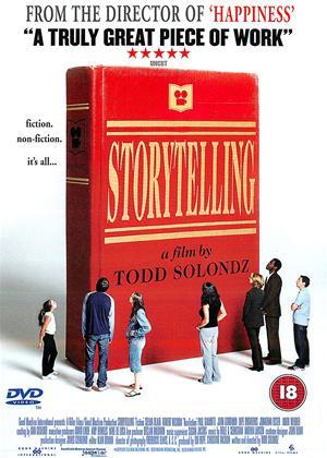 Rent Storytelling Online DVD & Blu-ray Rental