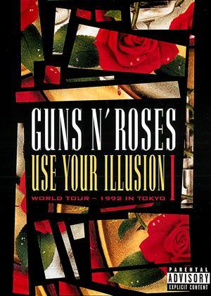 Rent Guns N' Roses: Use Your Illusion: World Tour in Tokyo Online DVD Rental