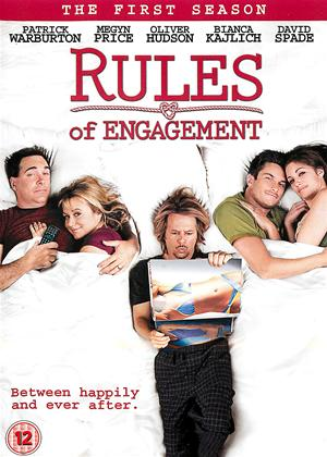 Rent Rules of Engagement: Series 1 Online DVD Rental