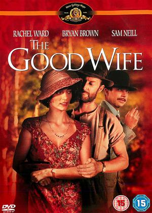 Rent The Good Wife (aka The Umbrella Woman) Online DVD Rental