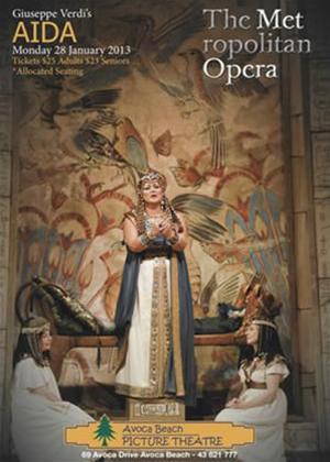 Rent Aida: Metropolitan Opera (Luisi) Online DVD Rental