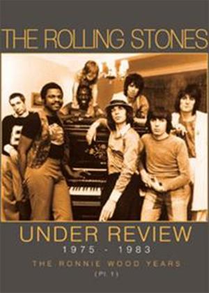 Rent The Rolling Stones: Under Review 1975-1983 Online DVD Rental