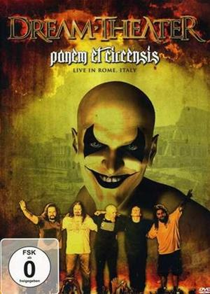 Rent Dream Theater: Panem Et Circensis Online DVD Rental