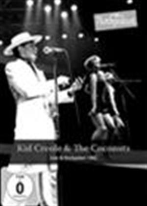 Rent Kid Creole and the Coconuts: Live at Rockpalast 1982 Online DVD Rental