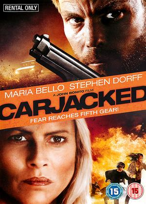 Rent Carjacked Online DVD Rental