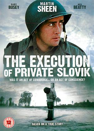Rent The Execution of Private Slovik Online DVD Rental