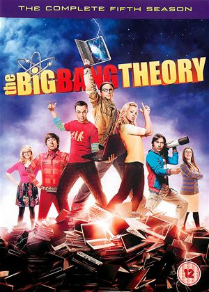 Rent The Big Bang Theory: Series 5 Online DVD Rental