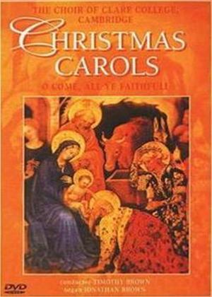 Rent Christmas Carols from Cambridge Online DVD Rental