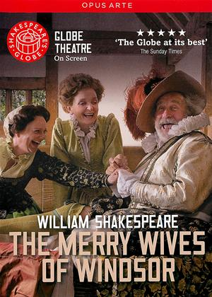 Rent Shakespeare's Globe: The Merry Wives of Windsor Online DVD Rental