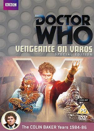 Doctor Who: Vengeance on Varos Online DVD Rental