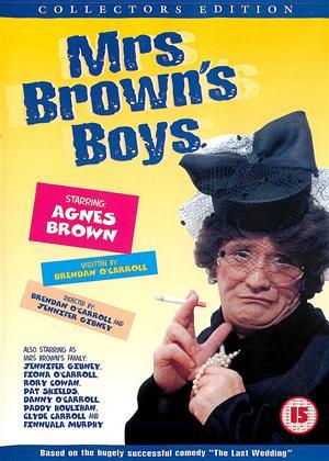 Rent Mrs Brown's Boys: Part 1 Online DVD Rental