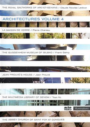 Rent Architectures: Vol.4 Online DVD Rental