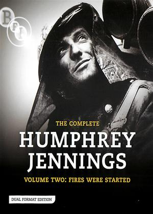 Rent The Complete Humphrey Jennings: Vol.2: Fires Were Started Online DVD Rental
