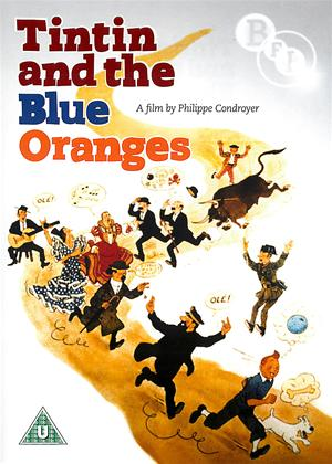 Rent Tintin and the Blue Oranges (aka Tintin Et Les Oranges Bleues) Online DVD Rental