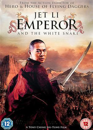 Rent Emperor and the White Snake (aka Bai She Chuan Shuo) Online DVD & Blu-ray Rental