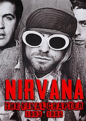 Rent Nirvana: The Final Chapter 1993-1994 Online DVD Rental