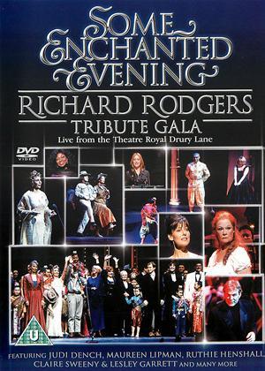 Rent Some Enchanted Evening: Richard Rogers Tribute Gala Online DVD Rental