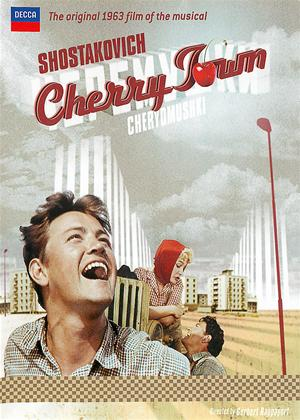 Rent Shostakovich: Cherry Town (aka Cheryomushki) Online DVD Rental