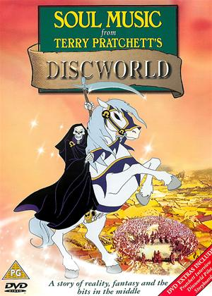 Rent Soul Music from Terry Pratchett's Discworld Online DVD Rental