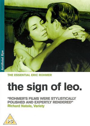 Rent The Sign of Leo (aka Le Signe du Lion) Online DVD Rental
