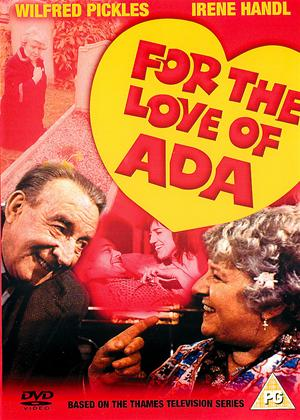 Rent For the Love of Ada Online DVD Rental
