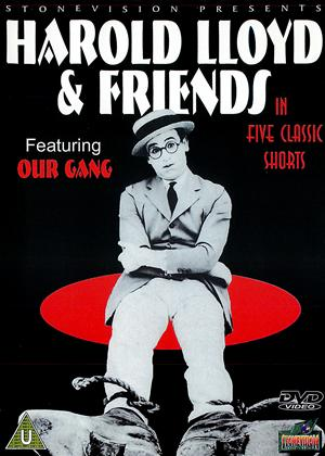 Rent Harold Lloyd and Friends Online DVD Rental