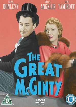 Rent The Great McGinty Online DVD Rental