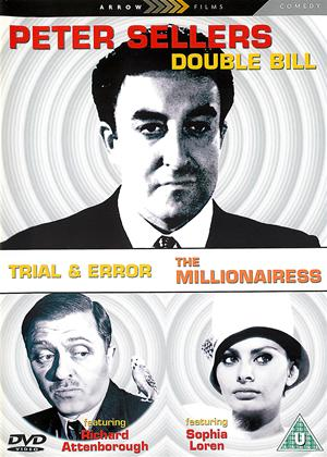 Rent Trial and Error / The Millionairess Online DVD & Blu-ray Rental