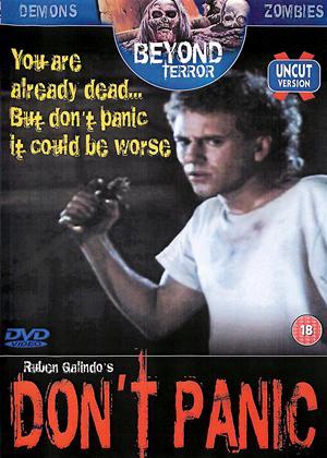 Rent Don't Panic (aka Dimensiones ocultas) Online DVD Rental