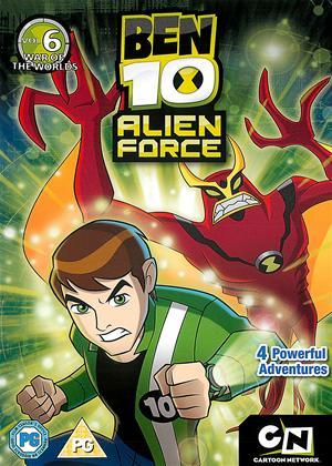 Rent Ben 10: Alien Force: Vol.6 Online DVD Rental