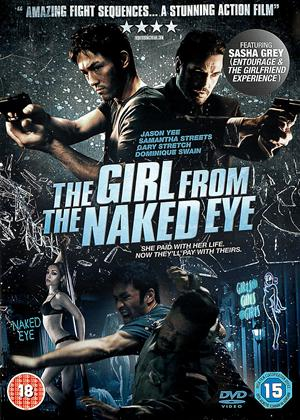 Rent The Girl from the Naked Eye Online DVD Rental