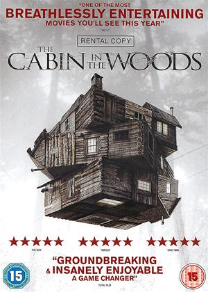 The Cabin in the Woods Online DVD Rental
