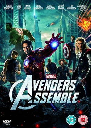 Avengers Assemble Online DVD Rental
