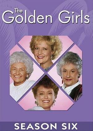 Rent The Golden Girls: Series 6 Online DVD Rental