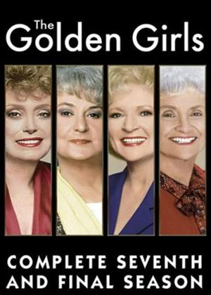 Rent The Golden Girls: Series 7 Online DVD Rental