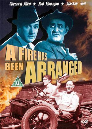 Rent A Fire Has Been Arranged Online DVD Rental