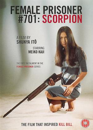 Rent Female Prisoner No. 701: Scorpion (aka Joshuu 701-gô: Sasori) Online DVD Rental