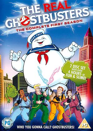 Rent The Real Ghostbusters: Series 1 Online DVD Rental