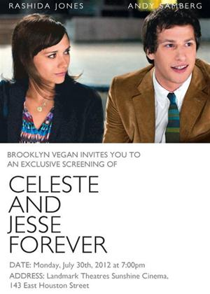 Rent Celeste and Jesse Forever Online DVD Rental