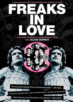 Rent Alice Donut: Freaks in Love Online DVD Rental