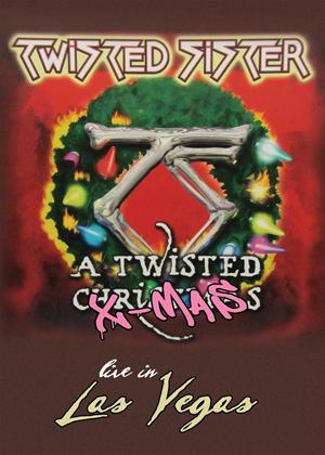 Rent Twisted Sister: A Twisted Xmas: Live in Las Vegas Online DVD Rental