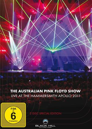 Rent The Australian Pink Floyd Show: Live at Hammersmith Apollo: 2011 Online DVD Rental
