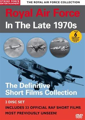 Rent The Royal Air Force in the Late 1970s: The Definitive Short Films Collection Online DVD Rental