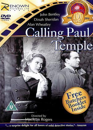 Rent Calling Paul Temple Online DVD Rental