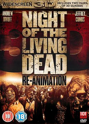 Rent Night of the Living Dead: Re-Animation Online DVD & Blu-ray Rental