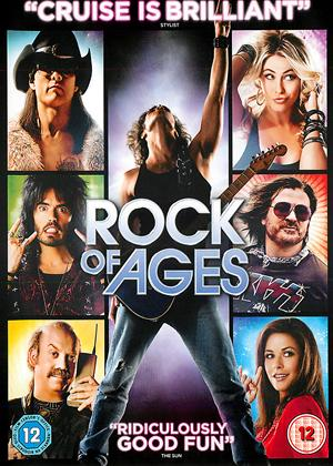 Rent Rock of Ages Online DVD & Blu-ray Rental