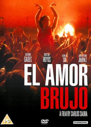 Rent El Amor Brujo (aka A Love Bewitched) Online DVD Rental