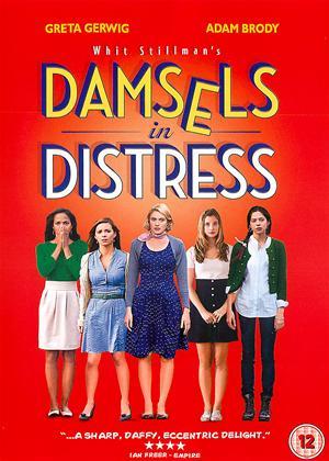 Rent Damsels in Distress Online DVD & Blu-ray Rental
