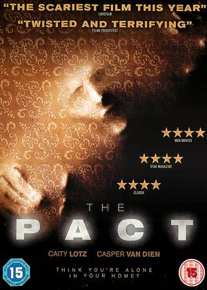 Rent The Pact Online DVD Rental
