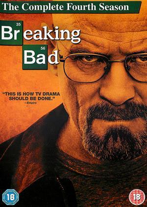 Rent Breaking Bad: Series 4 Online DVD Rental